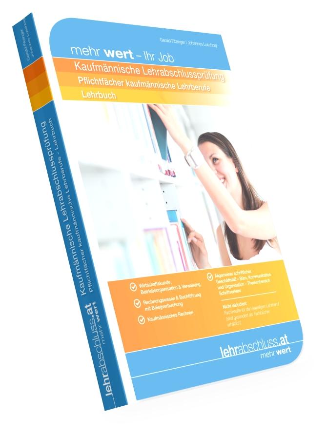 Gesamtlehrbuch kaufmännisch- administrative Lehrabschlussprüfung