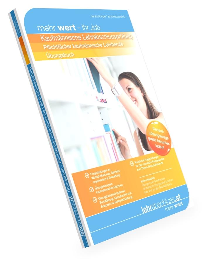 Übungsbuch zu den Pflichtfächern der kaufmännischen Lehrberufe