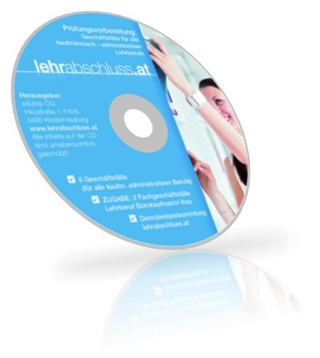 Geschäftsfälle CD Standard - BKO Alle kaufm. Lehrberufe und Einzelhandel