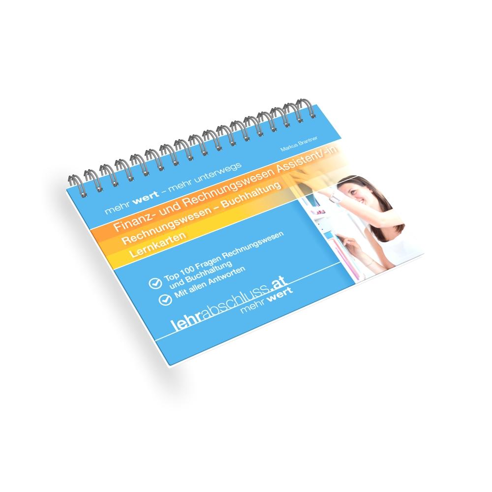 LERN - KARTEIKARTEN für Finanz- und Rechnungswesenassistenz - Rechnungswesen & Buchführung