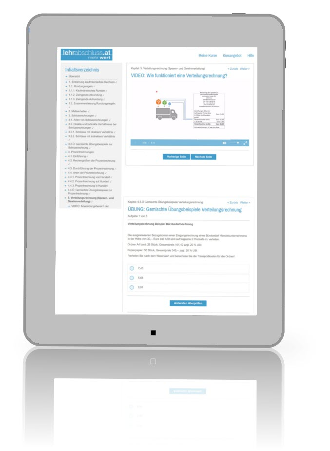 e-learning Silber Edition